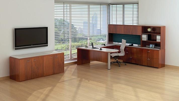 Maverick Office Solutions - Lariat Series   Cal Bennetts