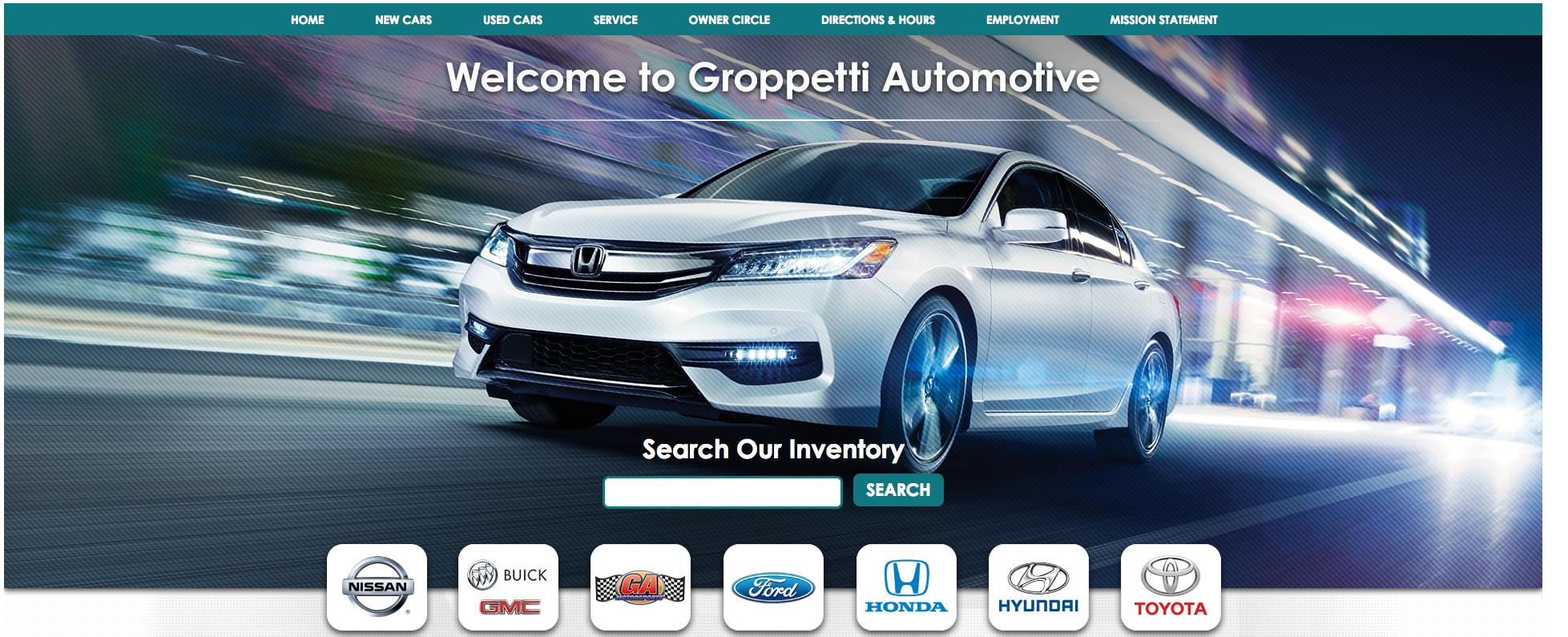 Groppetti Automotive | Cal Bennetts testimonial