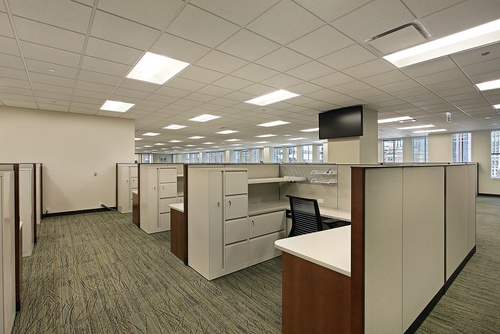 Office Installation | Central California | Cal Bennetts