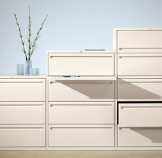 Filing Systems by Allsteel   Cal Bennetts