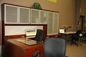 Cal Bennetts Desks & Credenzas