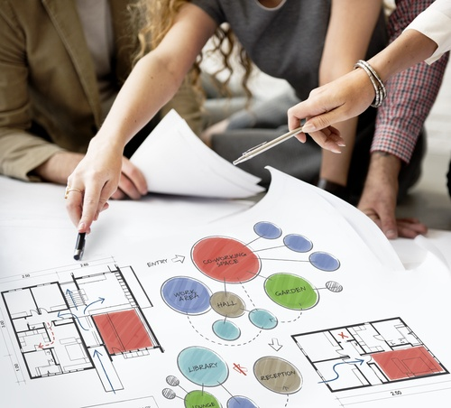 Business Office Space Planning | Cal Bennetts