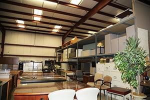 Office Furniture Storage & Warehousing | Cal Bennetts