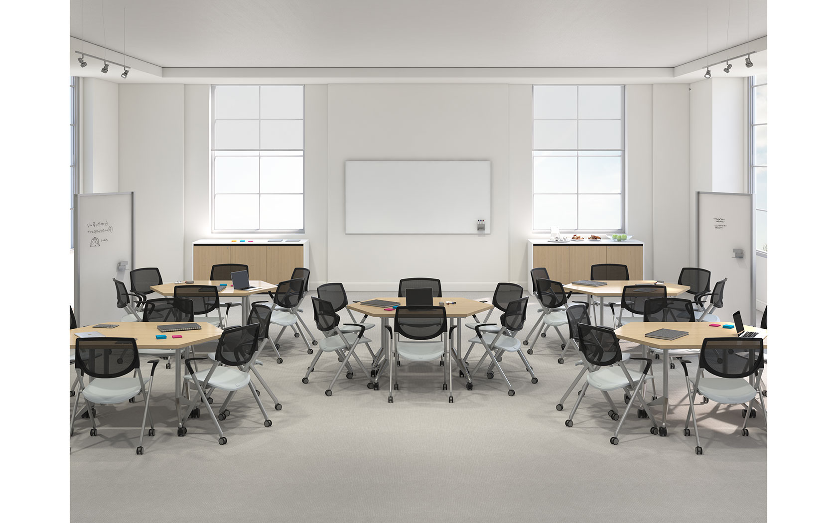 Training Rooms for Education   Cal Bennetts Office Furnishings