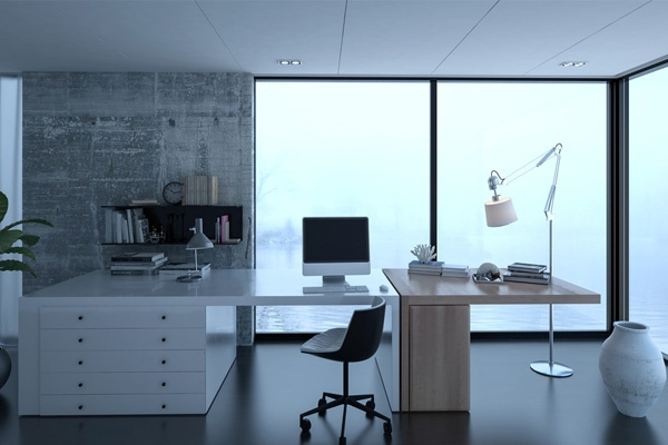 Contemporary Home Office Solutions | Cal Bennetts